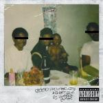 "Good kid, m.a.a.d city Kendrick Lamar, chant, aut. Dr. Dre, prod. exe. Anthony ""Top Dawg"" Tiffith, prod. exe."